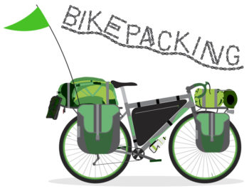 How to set up for Bikepacking
