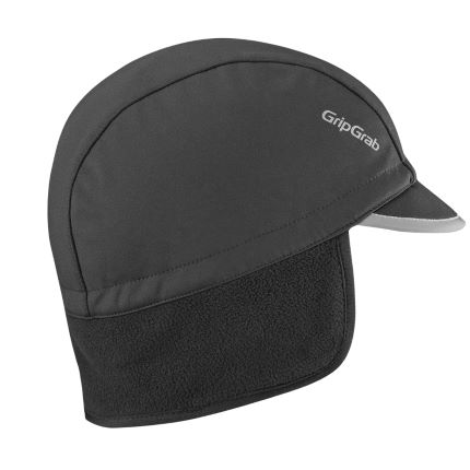 Winter cycling cap