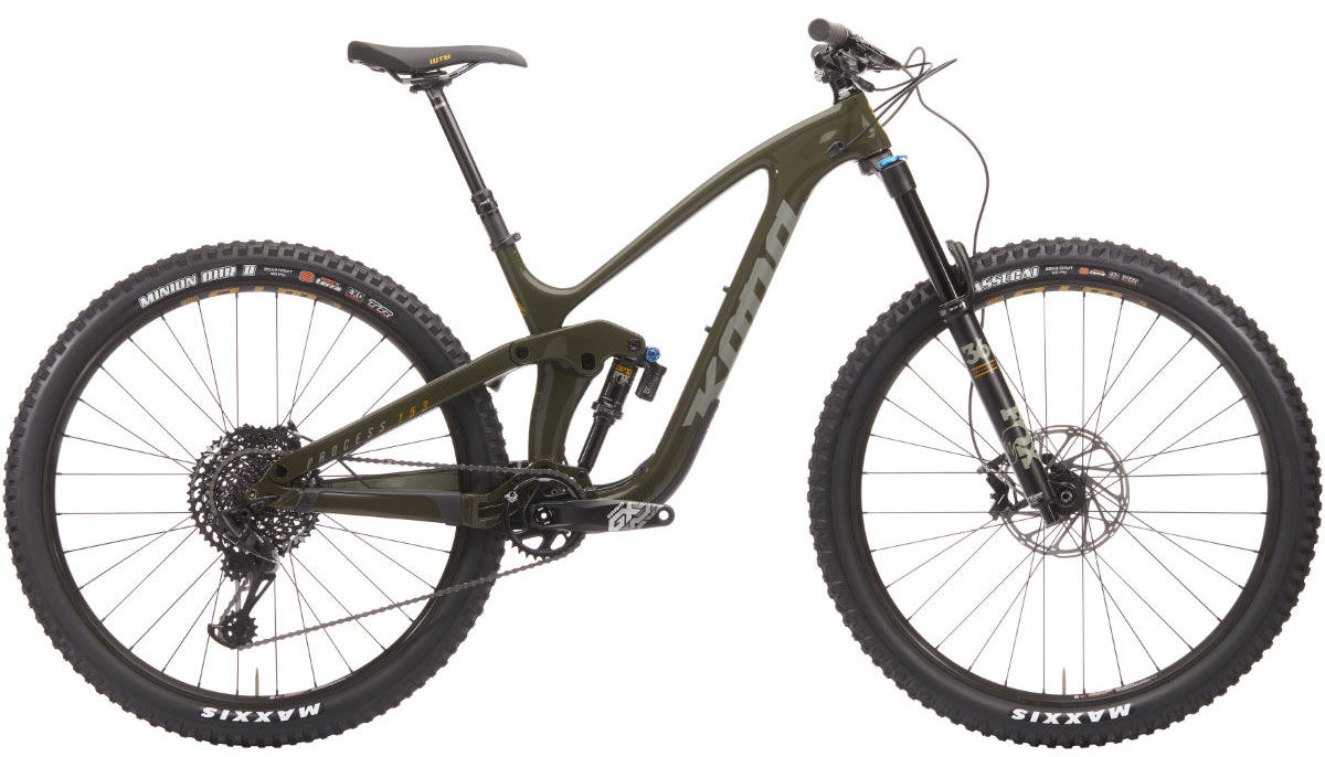 Best Full Suspension Mountain Bike Deal Kona Process