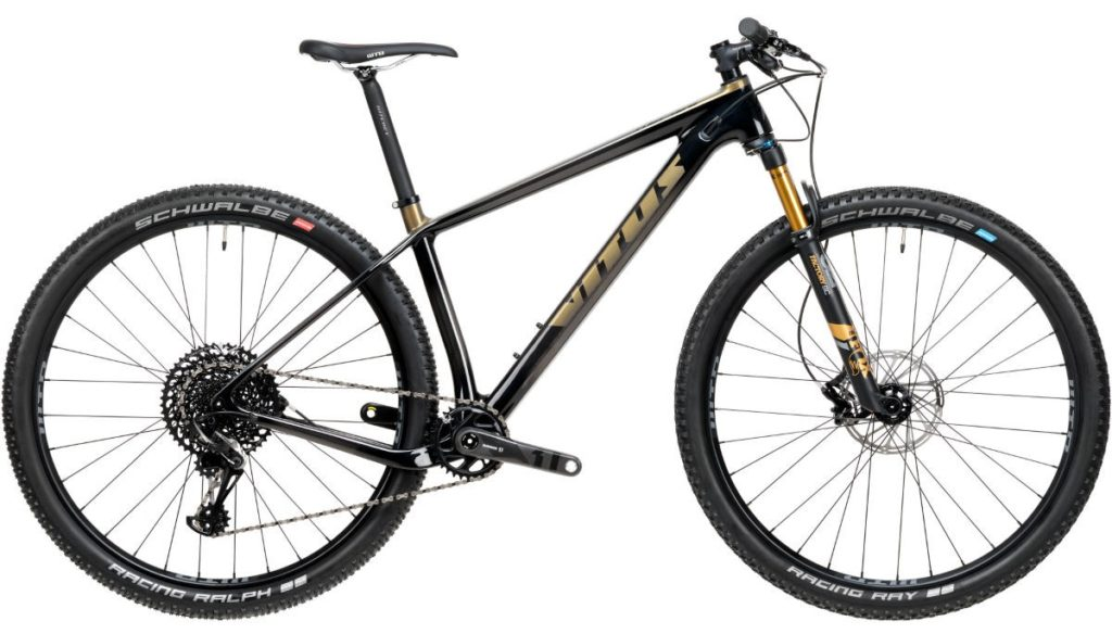 Vitus Rapide CRX Carbon Mountain Bike
