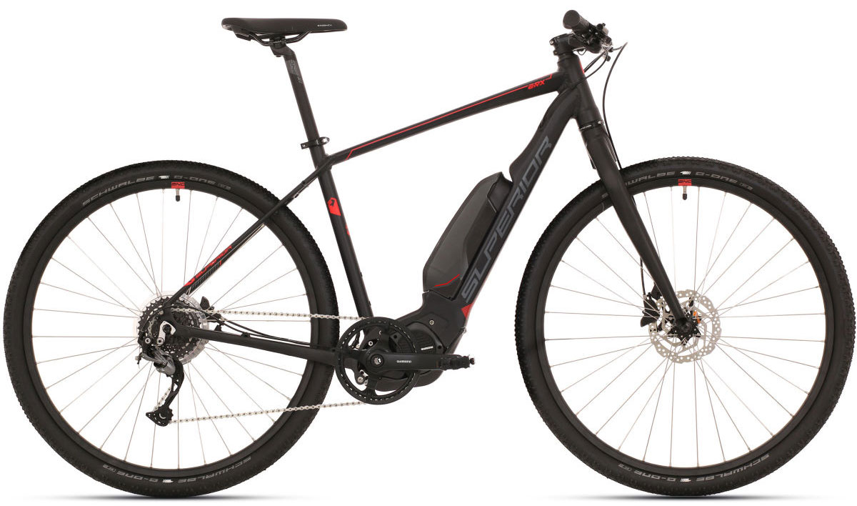 Best Deal on Superior eRX 630 Urban E-Bike