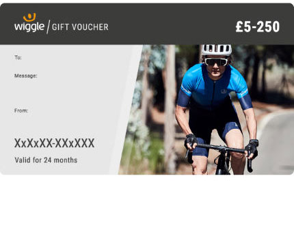 Wiggle Gift Voucher for Cyclists
